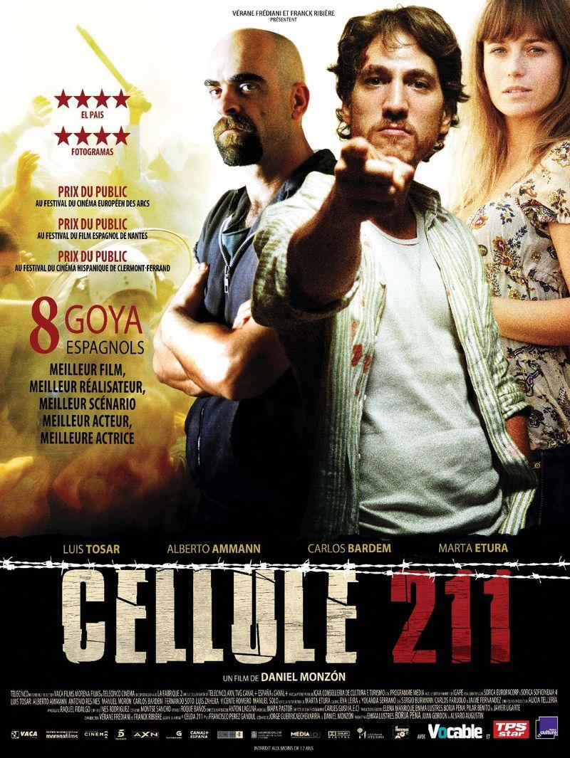 Affiche-Cellule-211-Celda-211-2008-2